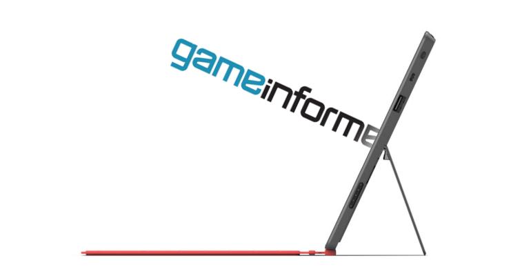 game informer tablet