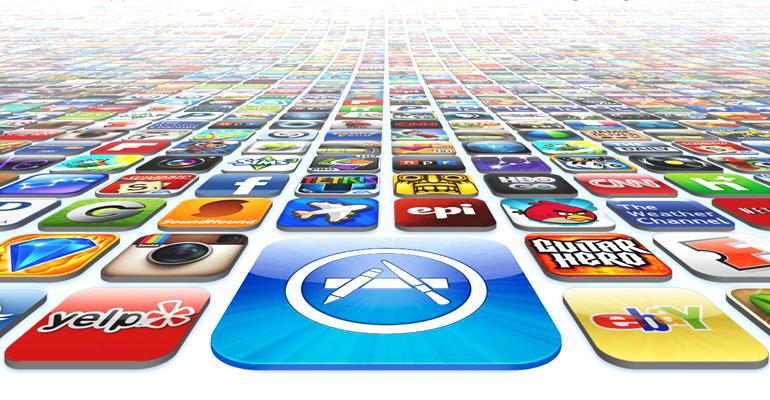 App store Apple e Google